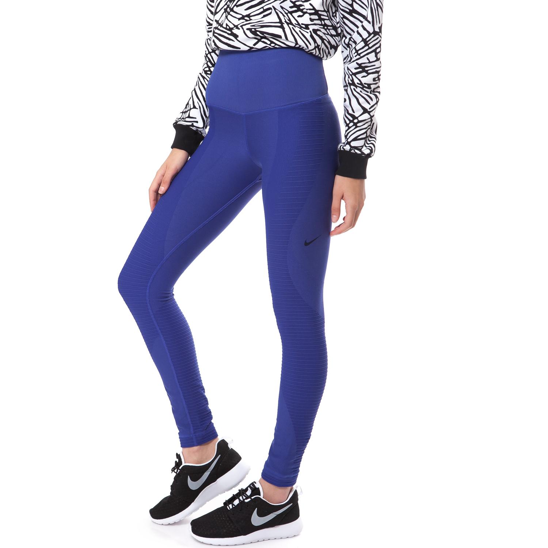 46a39b9c5952 NIKE - Γυναικείο κολάν Nike μπλε