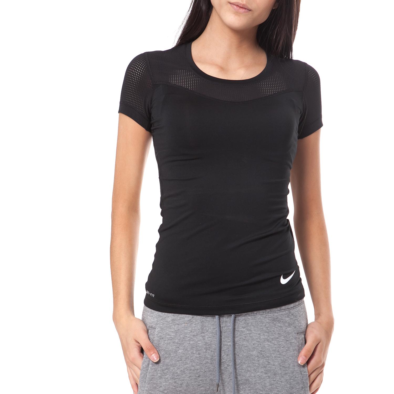 NIKE – Γυναικεία μπλούζα Nike μαύρη