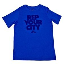 NIKE-Παιδική μπλούζα Nike μπλε
