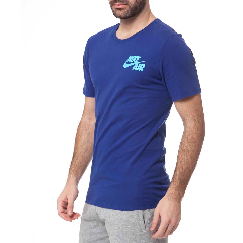 0761fd01e375 NIKE - Ανδρική μπλούζα NIKE μπλε