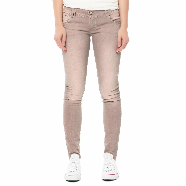 95ecb31705a GAS – Γυναικείο τζιν παντελόνι GAS TASCHE ροζ ξεβαμμένο – Online Ρούχα