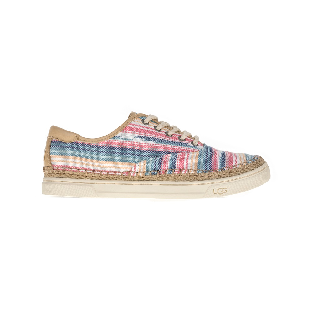 UGG - Γυναικέια παπούτσια UGG EYAN II SERAPE πολύχρωμα γυναικεία παπούτσια sneakers