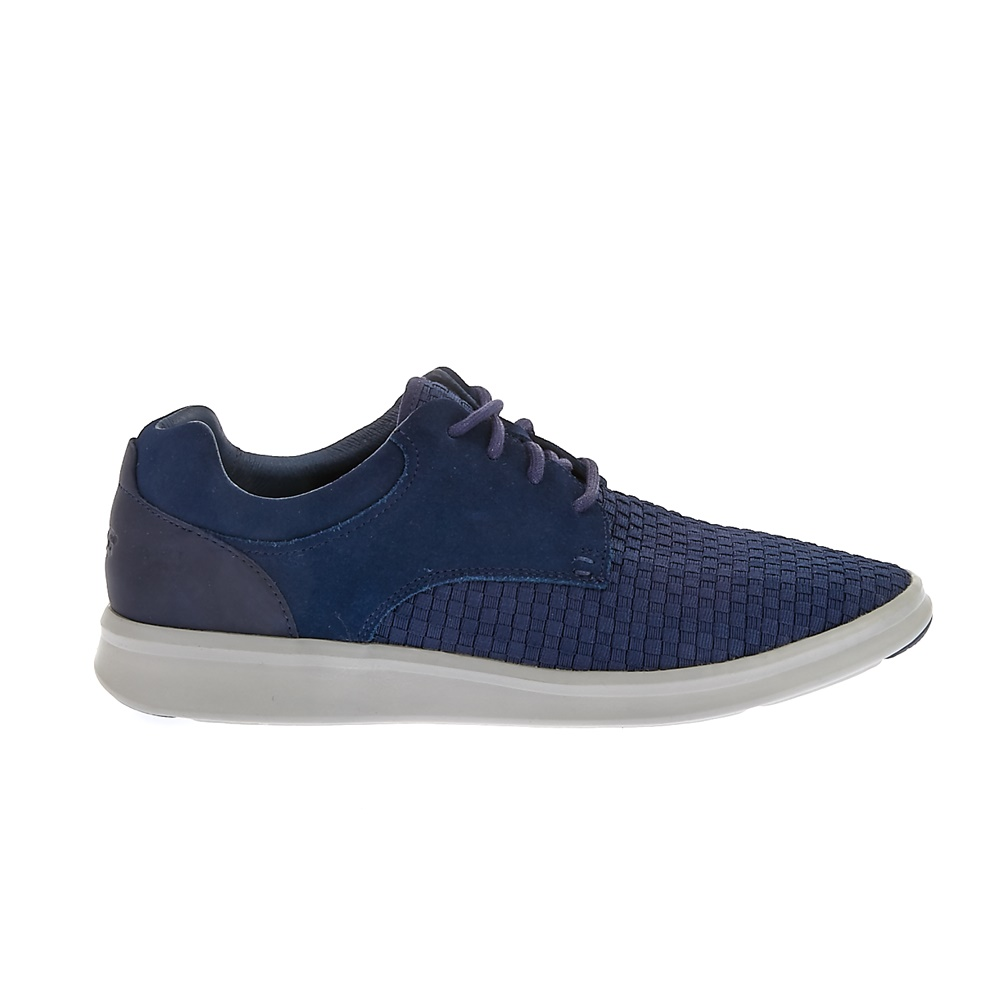 UGG - Ανδρικά δετά παπούτσια UGG Hepner μπλε ανδρικά παπούτσια δετά casual