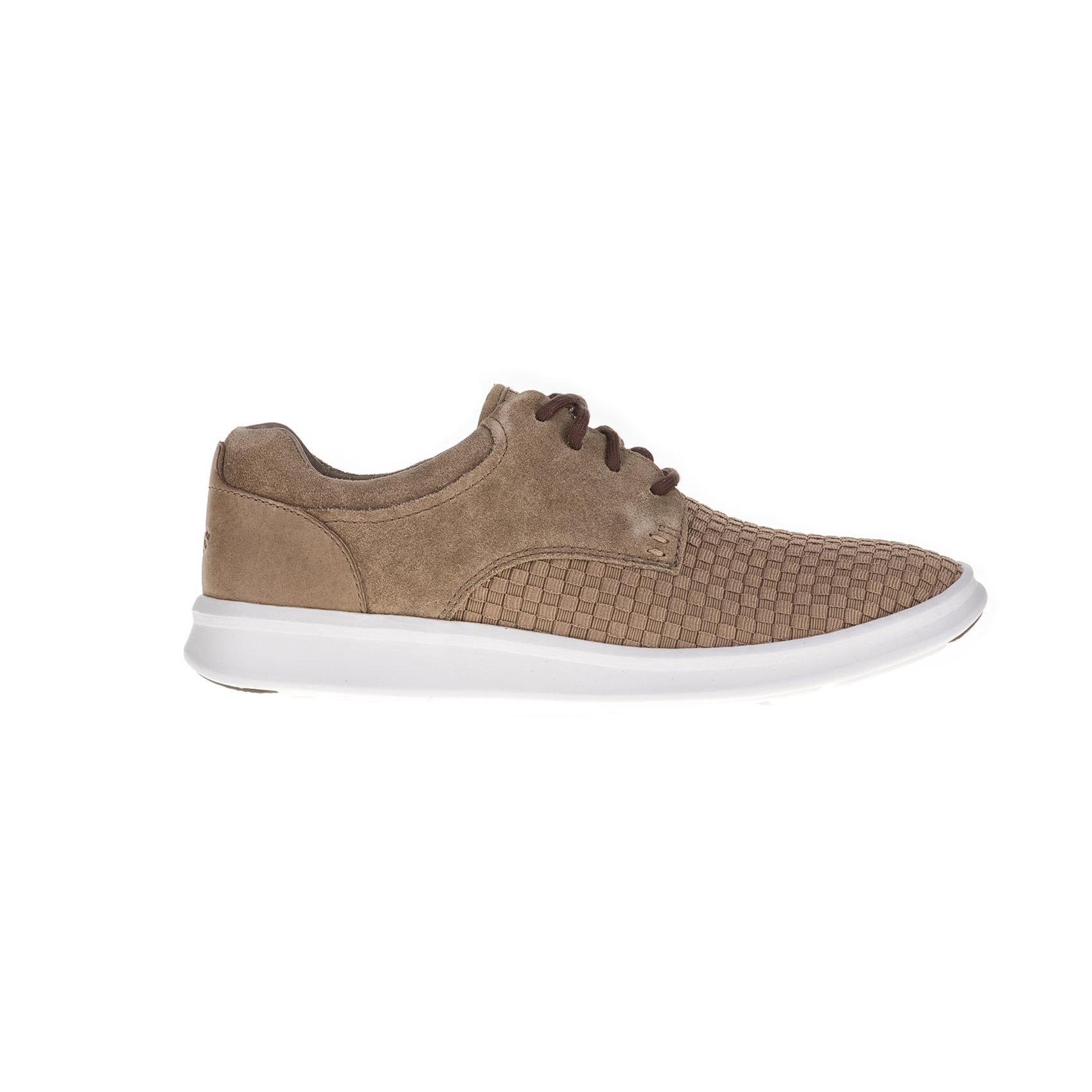 UGG – Ανδρικά δετά παπούτσια UGG Hepner μπεζ