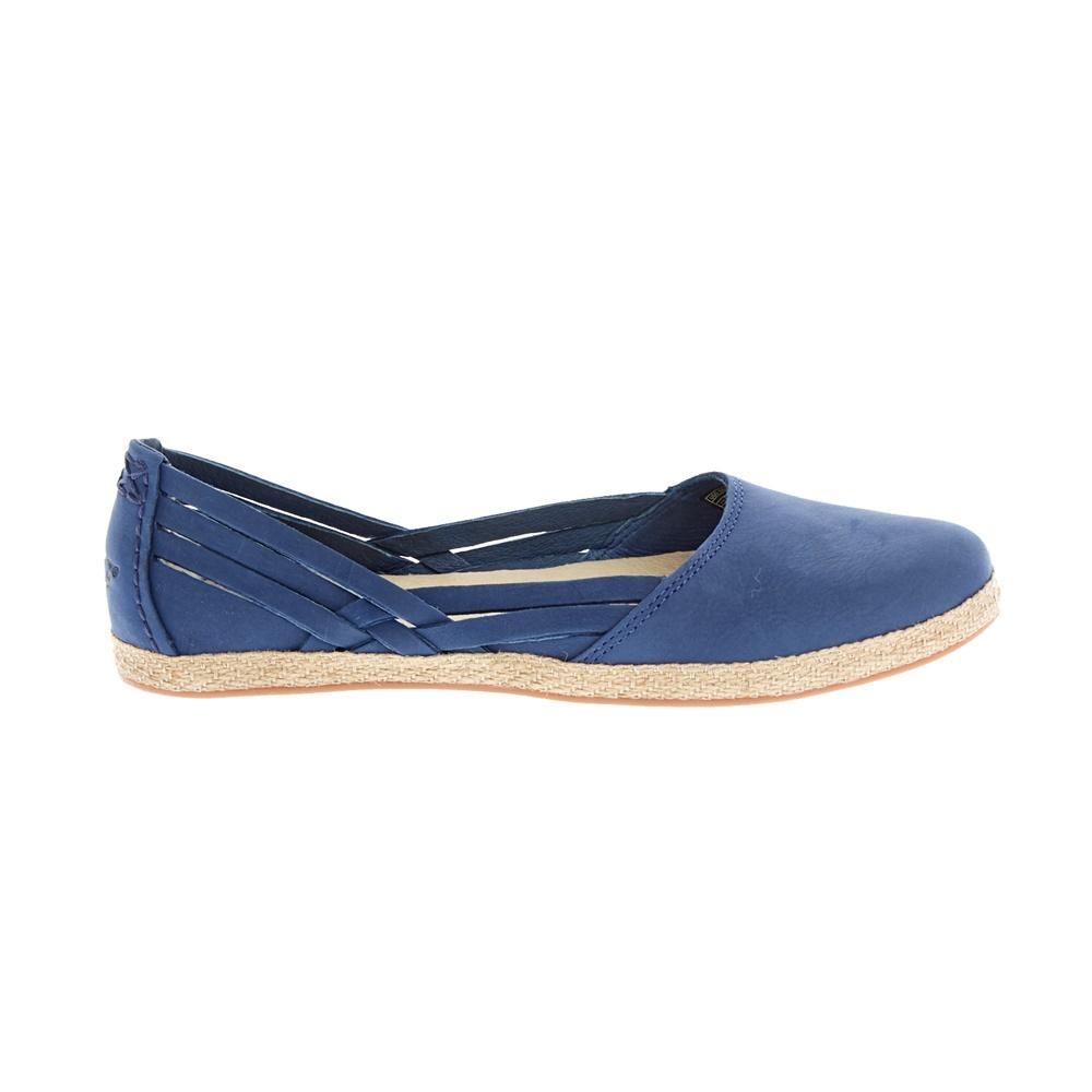 UGG - Γυναικείες εσπαντρίγιες UGG TIPPIE μπλε γυναικεία παπούτσια μοκασίνια μπαλαρίνες μοκασίνια