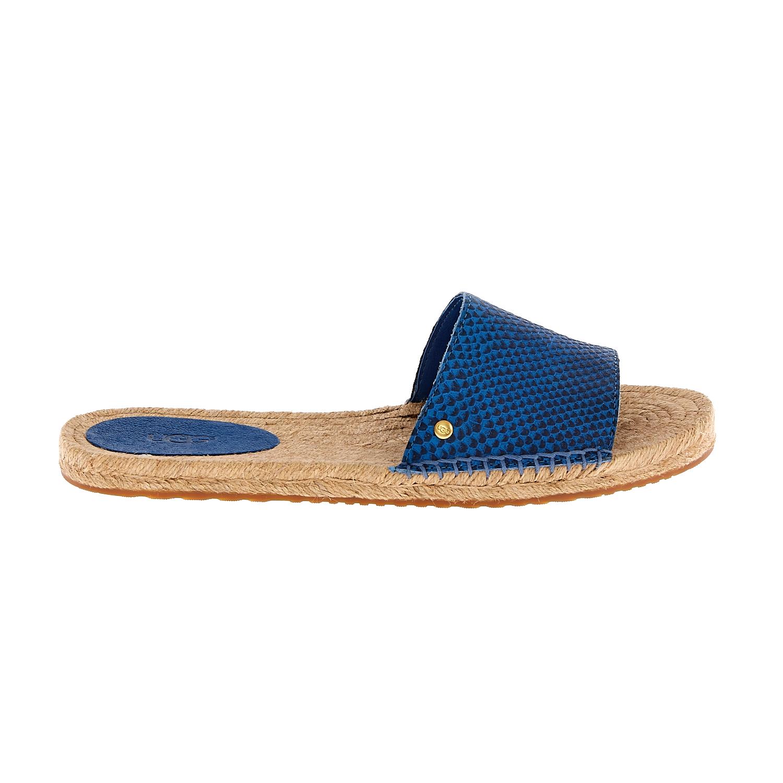 UGG – Γυναικεία flat mules UGG CHERRY EXOTIC μπλε