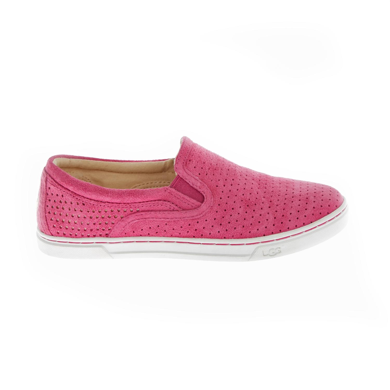 UGG – Γυναικεία slip-on sneakers UGG FIERCE GEO ροζ