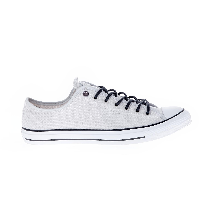 CONVERSE – Unisex παπούτσια Chuck Taylor All Star Ox λευκά-γκρι