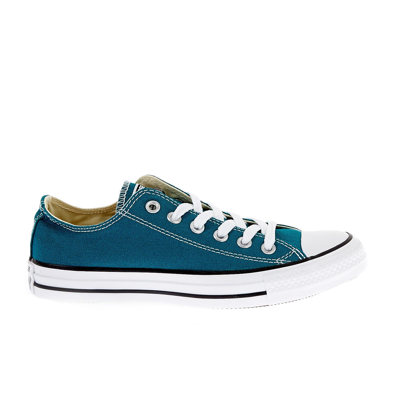 CONVERSE – Unisex παπούτσια Chuck Taylor All Star Ox μπλε-πράσινα