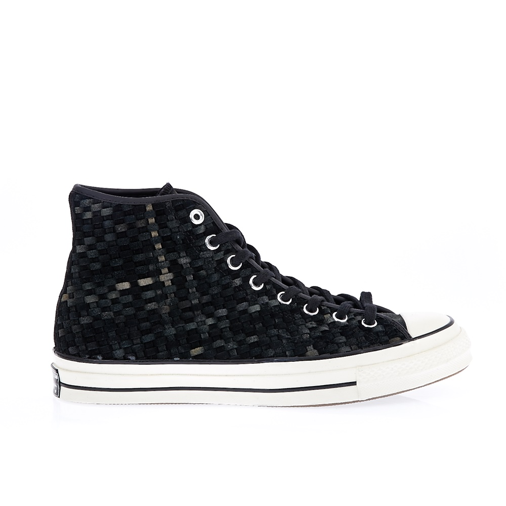 CONVERSE – Unisex παπούτσια Chuck Taylor All Star '70 Hi μαύρα