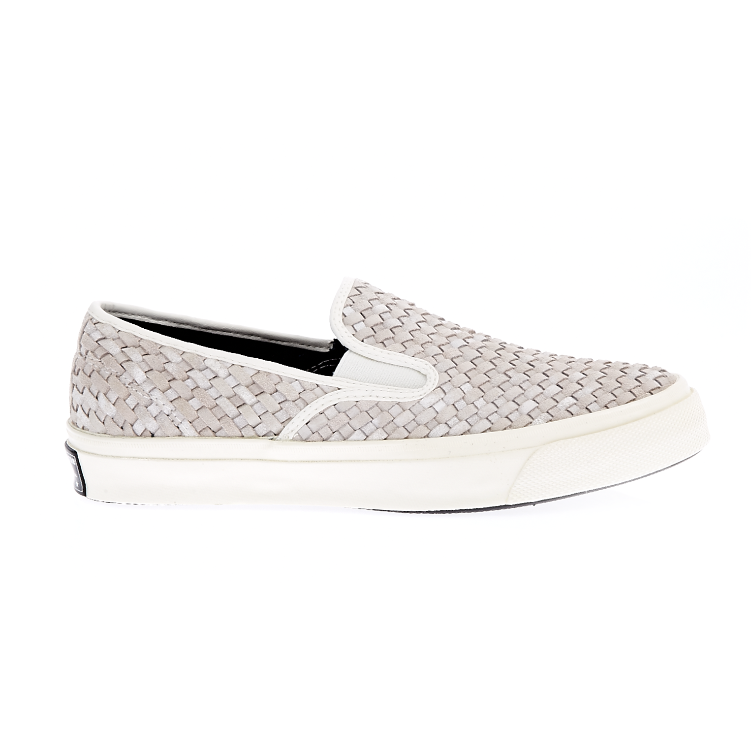CONVERSE – Unisex παπούτσια Deck Star Slip μπεζ