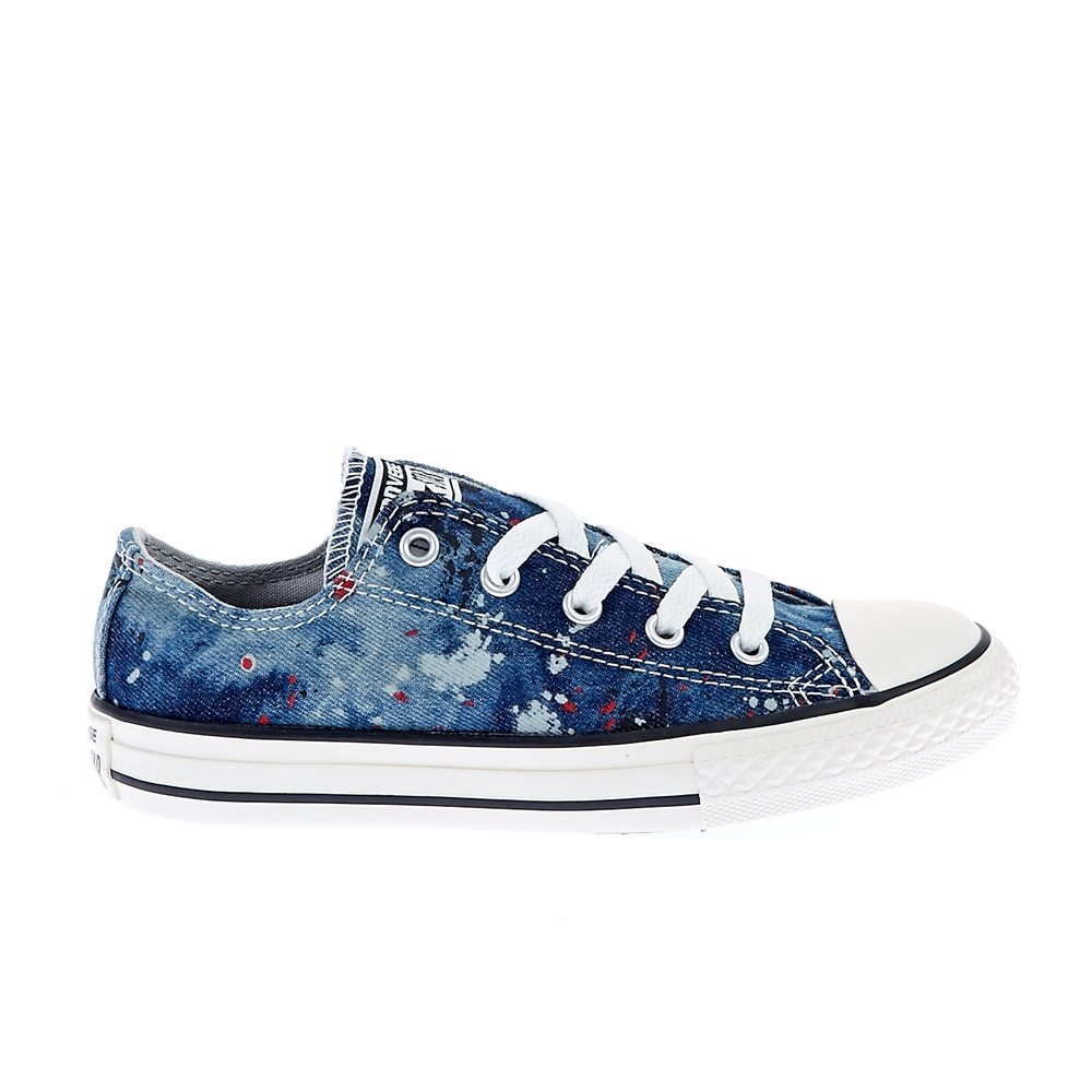-57% Factory Outlet CONVERSE – Παιδικά παπούτσια Chuck Taylor All Star Ox  μπλε edb797a45ed