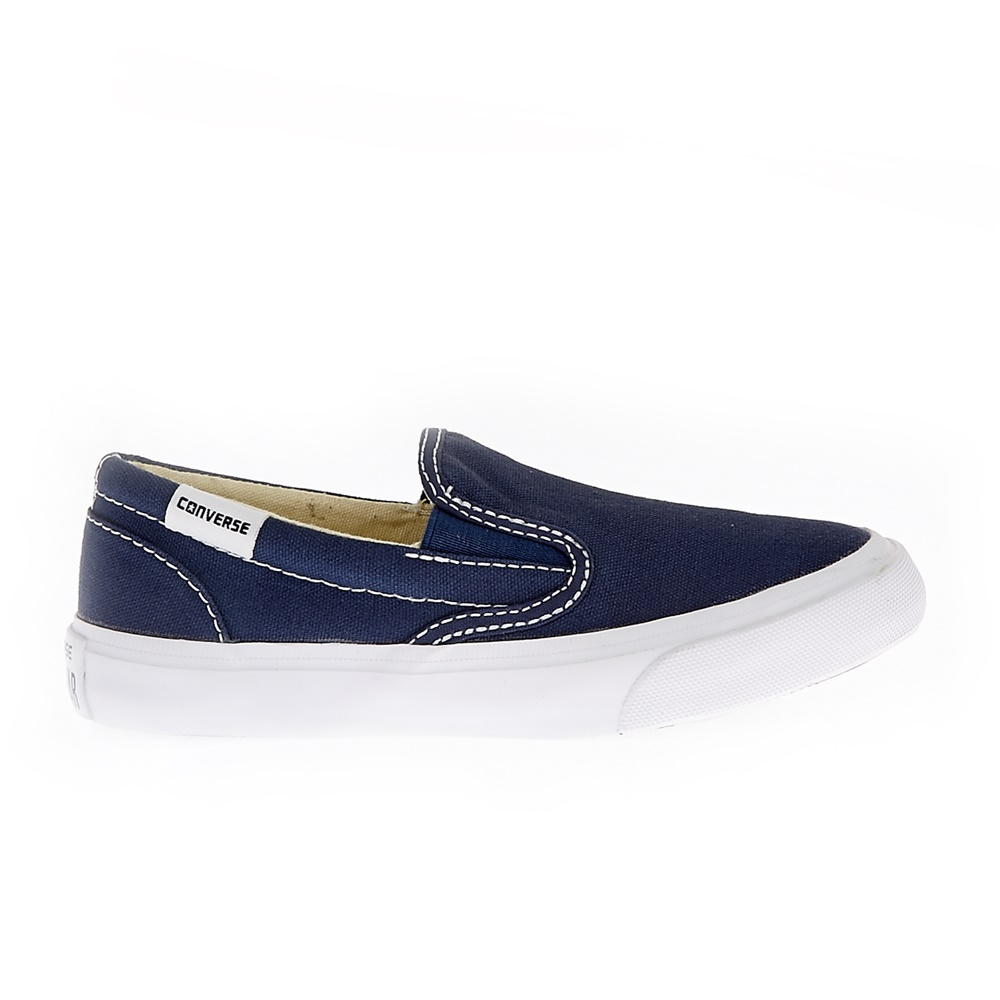 CONVERSE - Παιδικά παπούτσια Converse μπλε παιδικά boys παπούτσια εσπαντρίγιες slip on