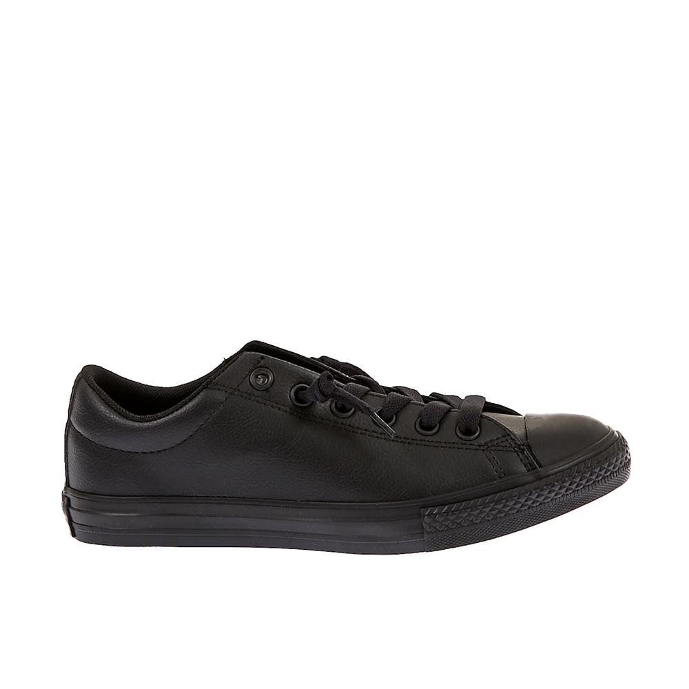 CONVERSE – Παιδικά παπούτσια Chuck Taylor All Star Street S μαύρα