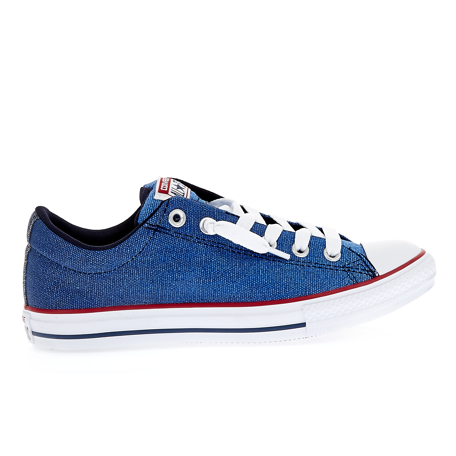 CONVERSE – Παιδικά παπούτσια Chuck Taylor All Star Street S μπλε.  Factoryoutlet f949e7c3854