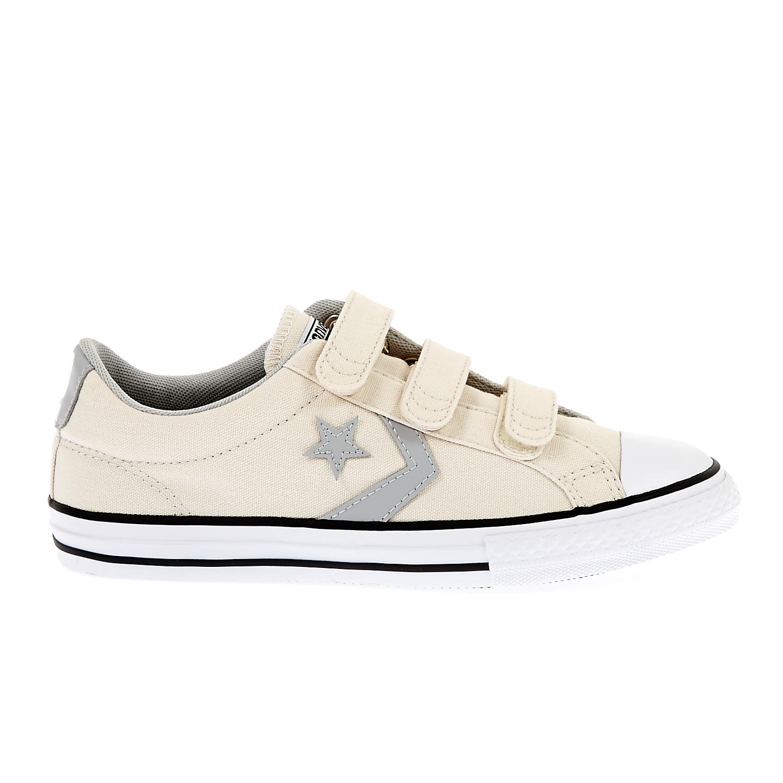 8ca7133a731 CONVERSE - Παιδικά παπούτσια Star Player EV 3V Ox εκρού ⋆ EliteShoes.gr