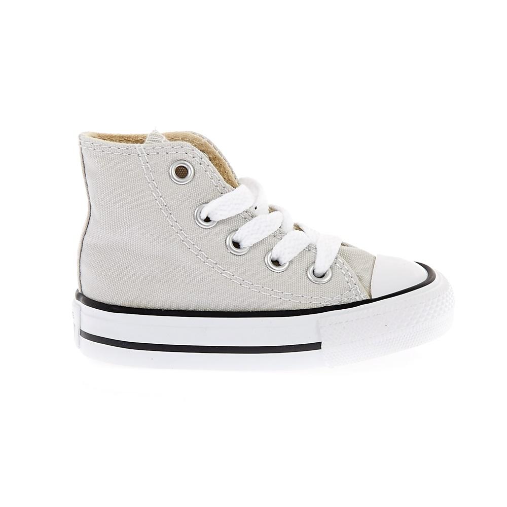 CONVERSE – Βρεφικά παπούτσια Chuck Taylor All Star Hi γκρι