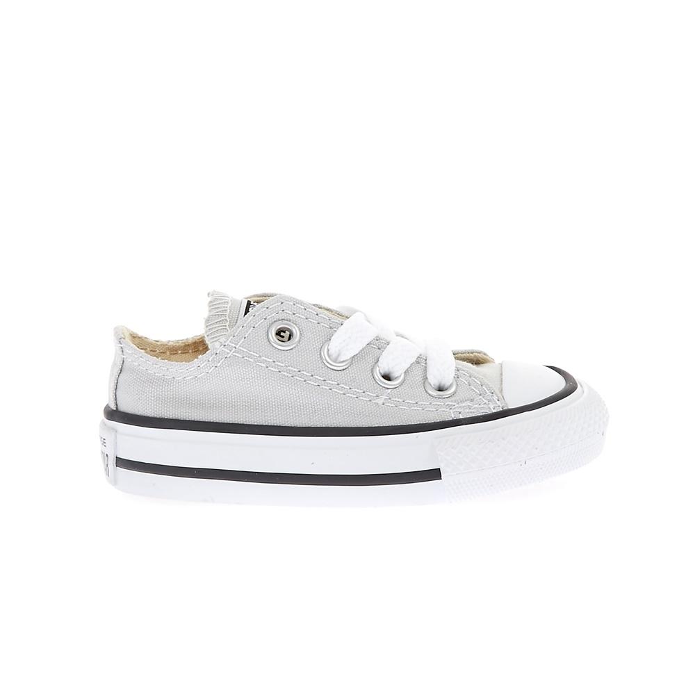 CONVERSE – Βρεφικά παπούτσια Chuck Taylor All Star Ox γκρι