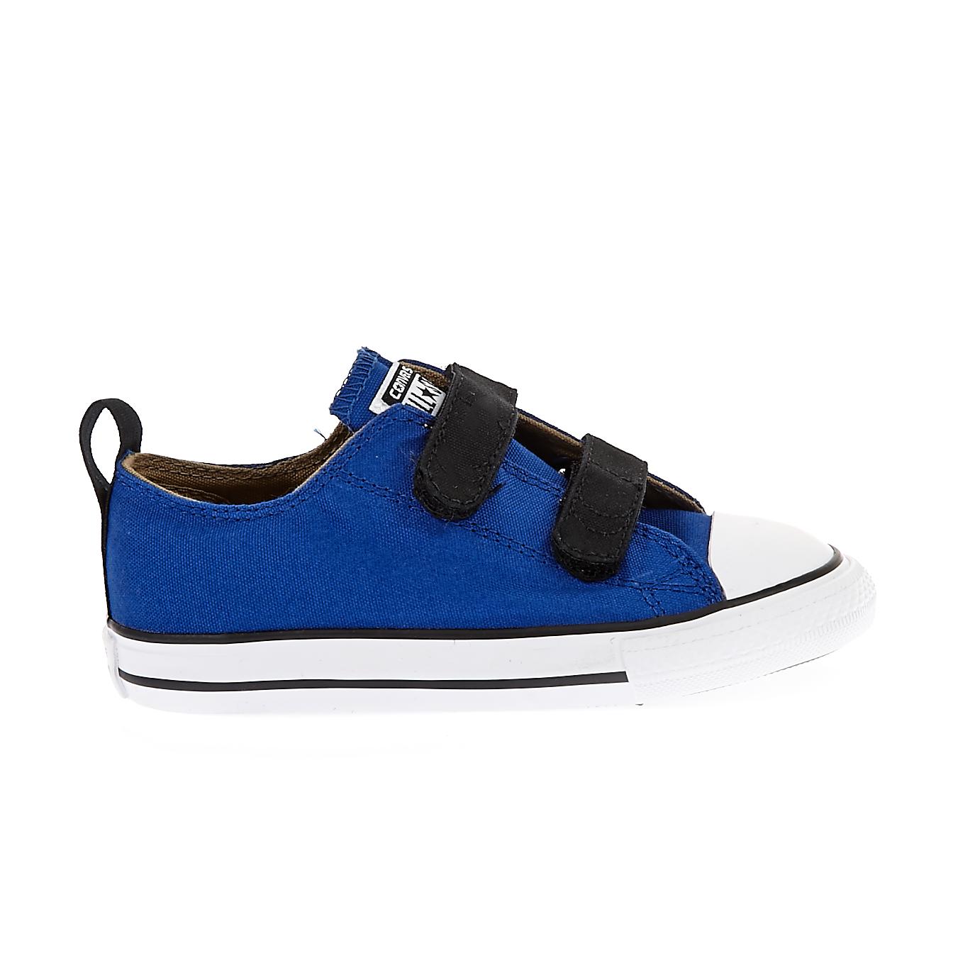 CONVERSE – Βρεφικά παπούτσια Chuck Taylor All Star 2V Ox μπλε