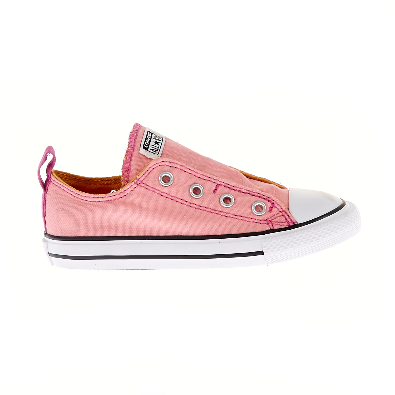 CONVERSE – Βρεφικά παπούστια Chuck Taylor All Star Simple S ροζ