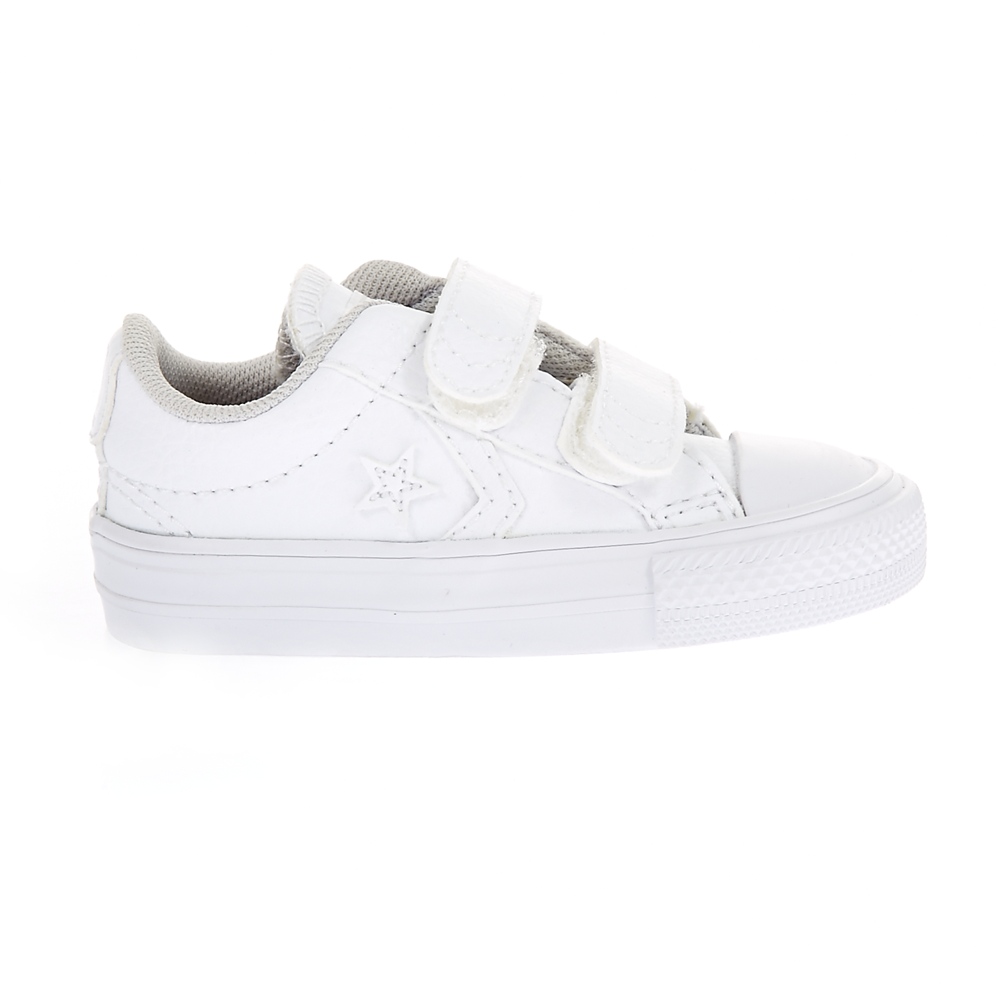 CONVERSE – Βρεφικά παπούτσια Star Player EV 2V Ox λευκά