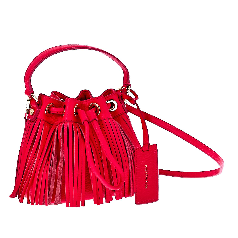JUICY COUTURE - Γυναικεία τσάντα Juicy Couture φούξια 43c8594bc51