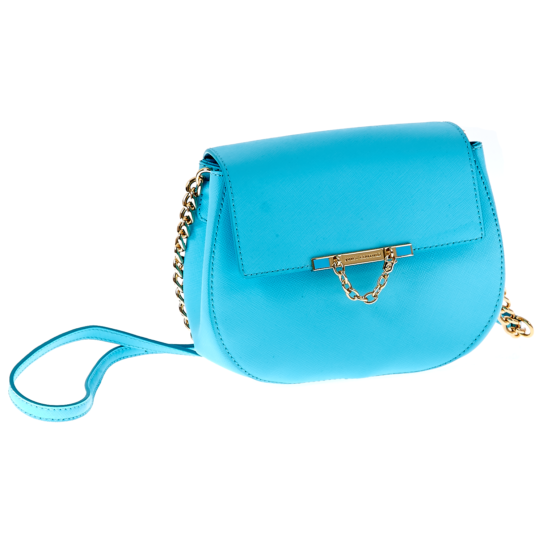 JUICY COUTURE – Γυναικεία τσάντα Juicy Couture μπλε 1441257.0-0027