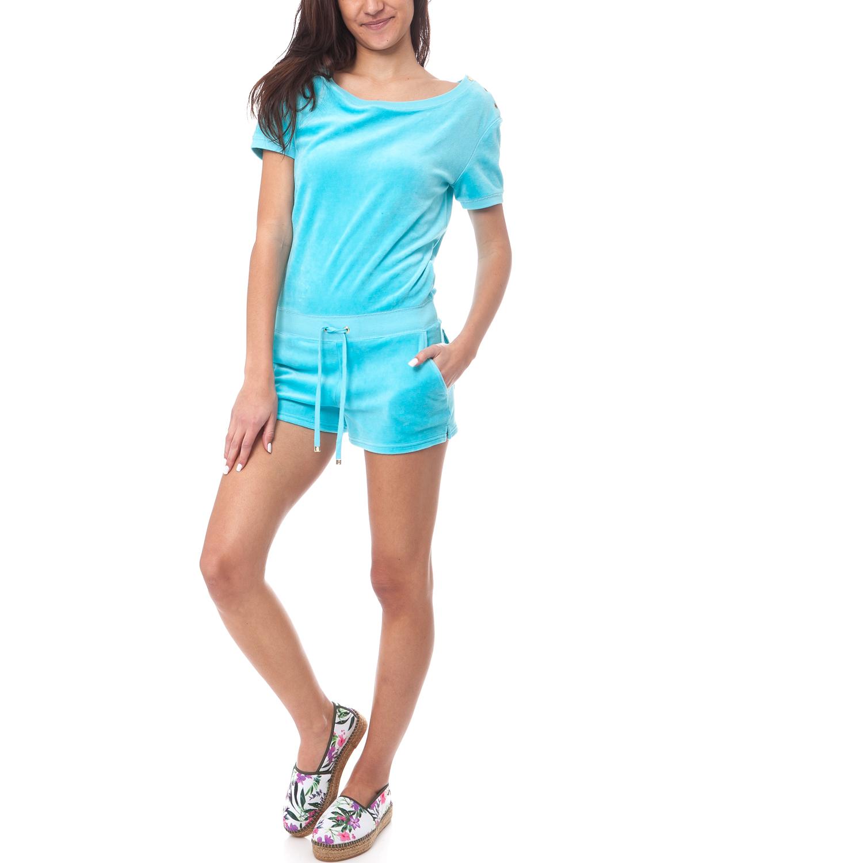 6310c7d0a127 JUICY COUTURE - Γυναικεία ολόσωμη φόρμα Juicy Couture μπλε