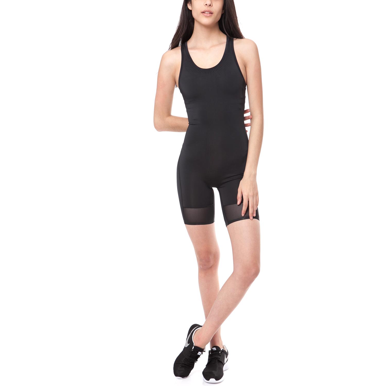 NIKE - Γυναικεία ολόσωμη φόρμα NIKE μαύρη