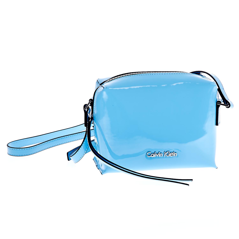 CALVIN KLEIN JEANS - Τσάντα Calvin Klein Jeans μπλε 5dd622adf82
