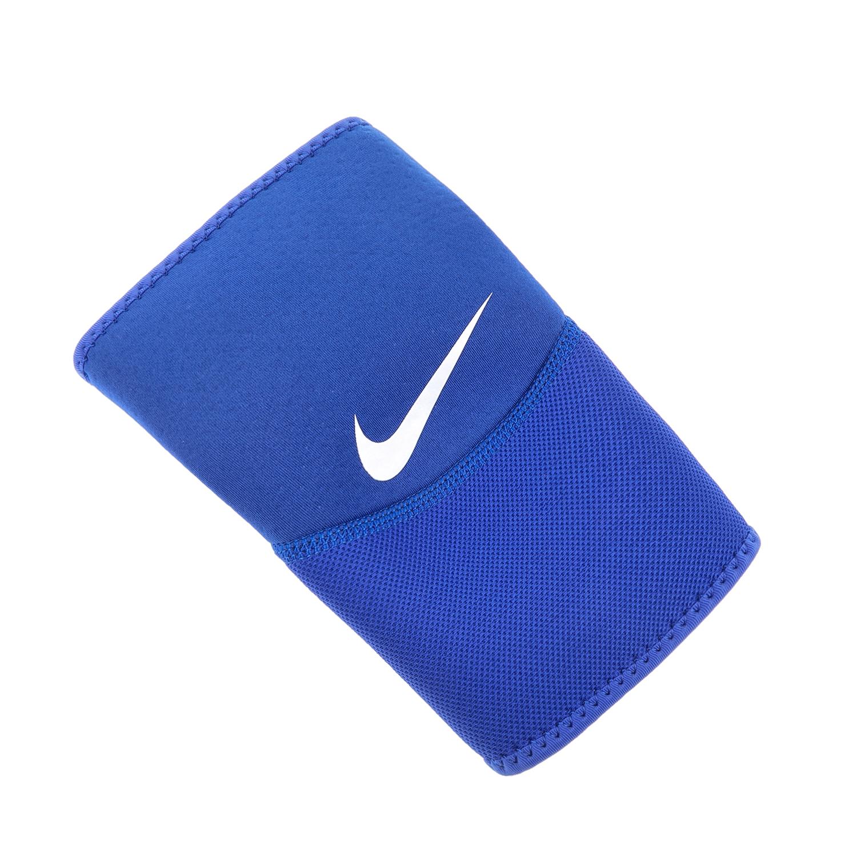 NIKE ACCESSORIES - Επιγονατίδες N.MS.39.XS NIKE PRO ELBOW SLEEVE 2.0 μπλε γυναικεία αξεσουάρ αθλητικά είδη εξοπλισμός