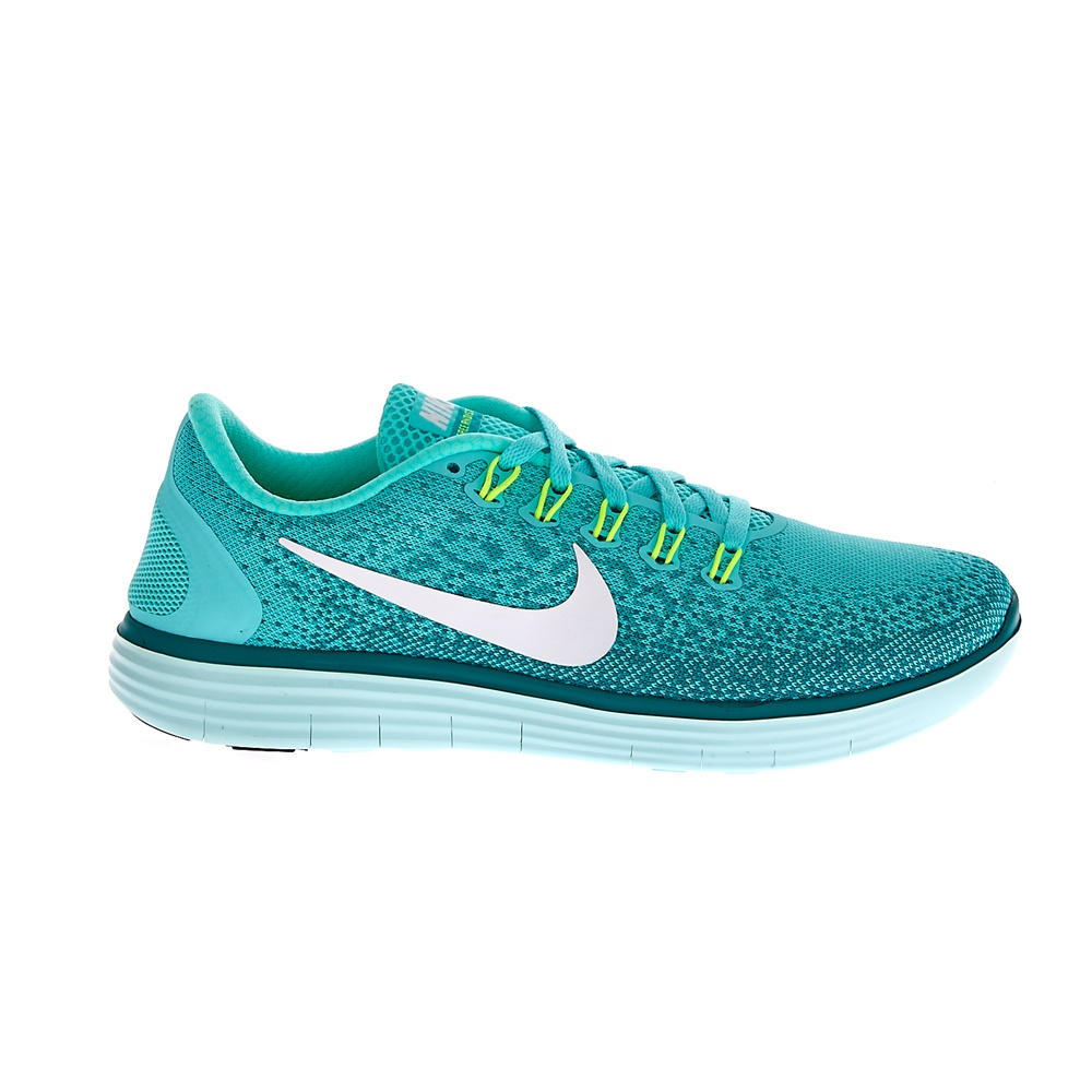 c9a12f4a894 NIKE – Γυναικεία παπούτσια NIKE FREE RN DISTANCE πράσινα. Factoryoutlet