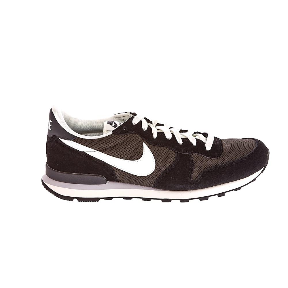 NIKE – Ανδρικά παπούτσια NIKE INTERNATIONALIST μαύρα. Factoryoutlet e9f976d6a27