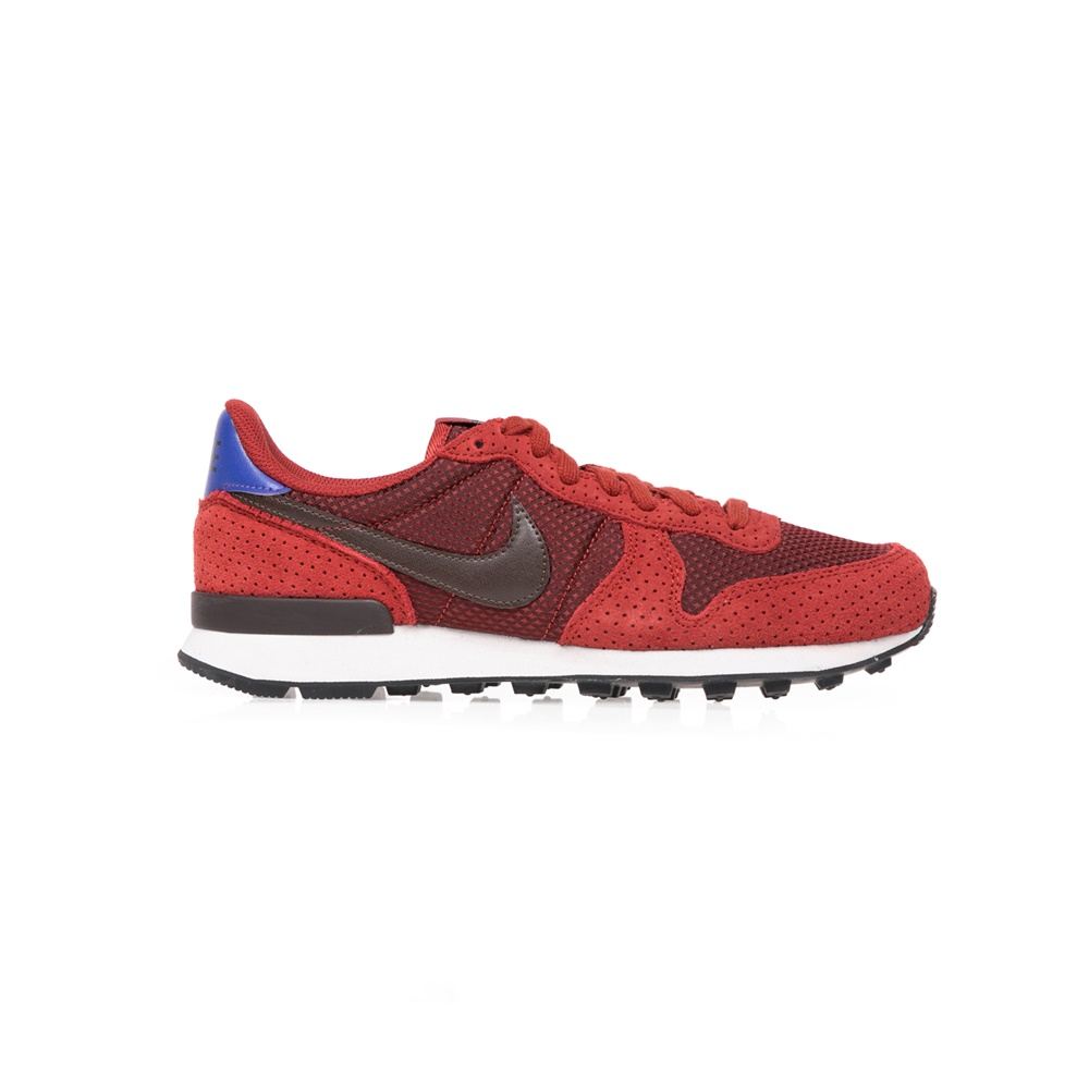 NIKE – Γυναικεία παπούτσια NIKE INTERNATIONALIST PREMIUM κόκκινα.  Factoryoutlet 7f2bdf2e87b
