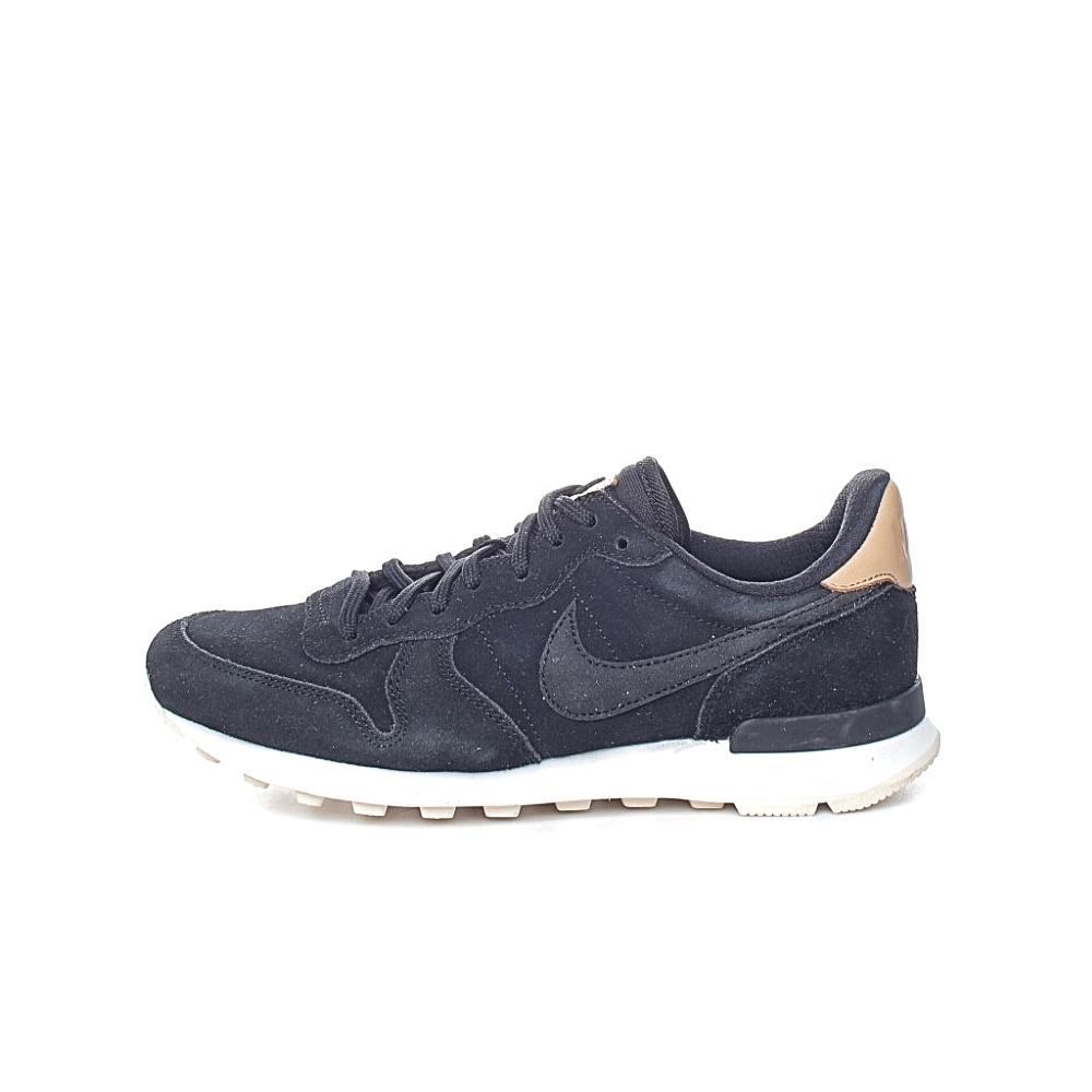 NIKE – Γυναικεία αθλητικά παπούτσια NIKE INTERNATIONALIST PRM μαύρα