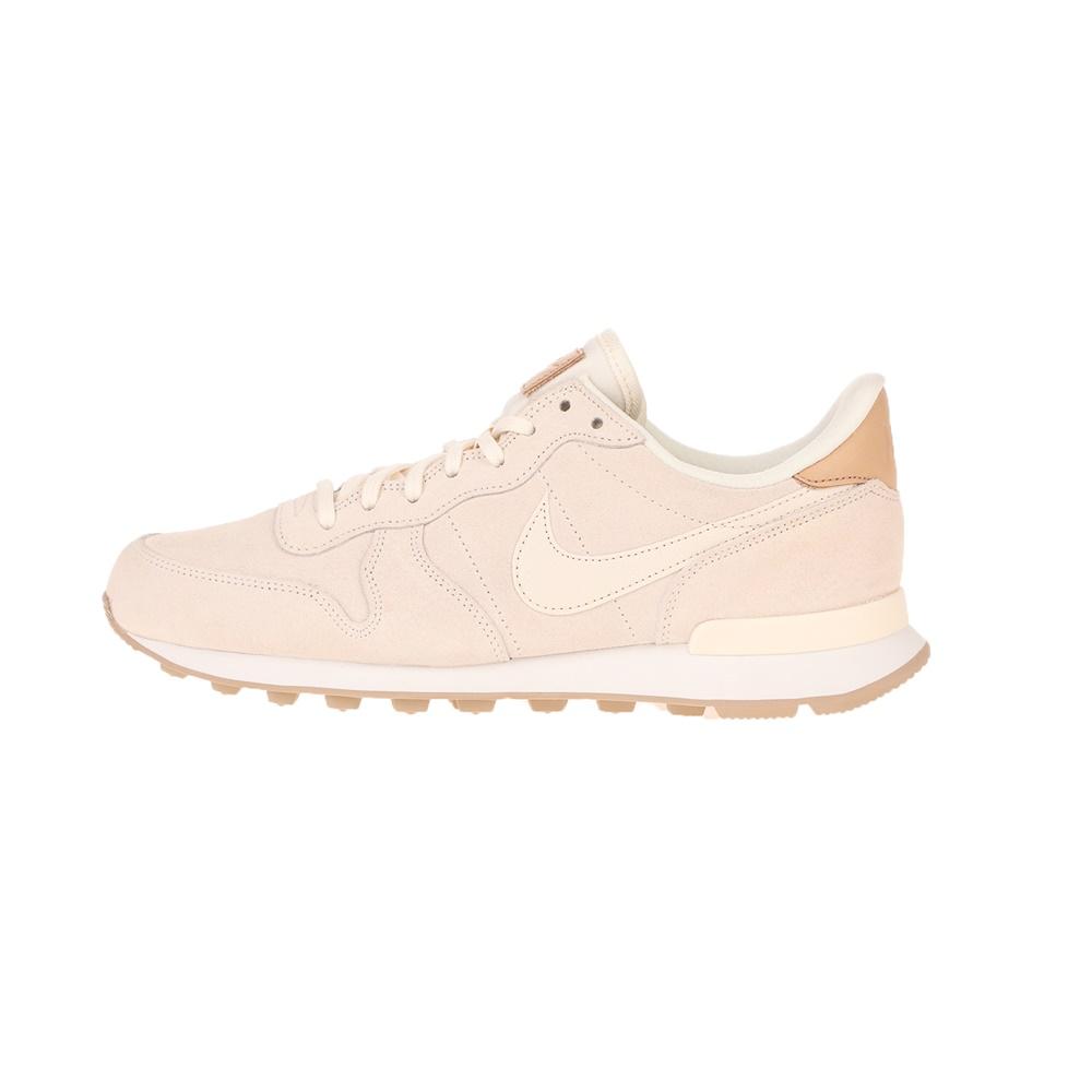 NIKE – Γυναικεία αθλητικά παπούτσια NIKE INTERNATIONALIST PRM μπεζ
