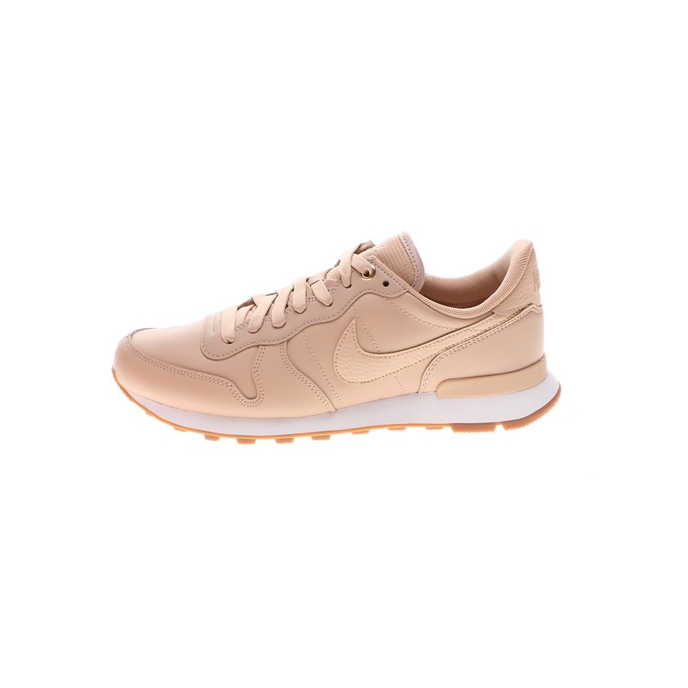NIKE – Γυναικεία παπούτσια running NIKE INTERNATIONALIST PRM μπεζ