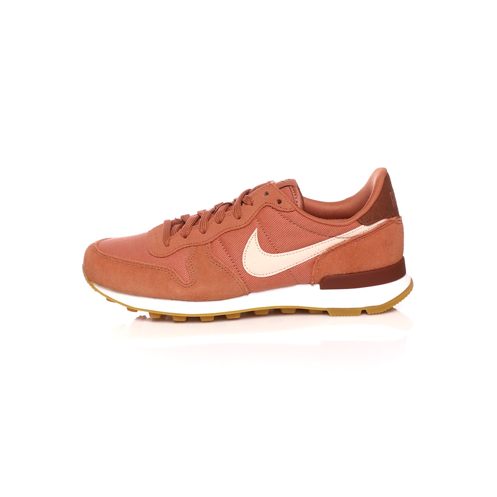 NIKE - Γυναικεία παπούτσια Nike Internationalist πορτοκαλί γυναικεία παπούτσια sneakers