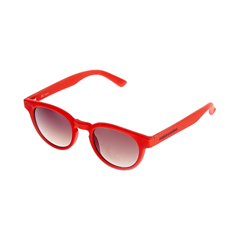 FRANKLIN & MARSHALL - Γυαλιά ηλίου Franklin & Marshall κόκκινα γυναικεία αξεσουάρ γυαλιά ηλίου