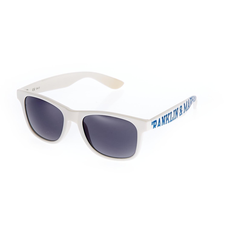 FRANKLIN & MARSHALL - Γυαλιά ηλίου Franklin & Marshall λευκά γυναικεία αξεσουάρ γυαλιά ηλίου