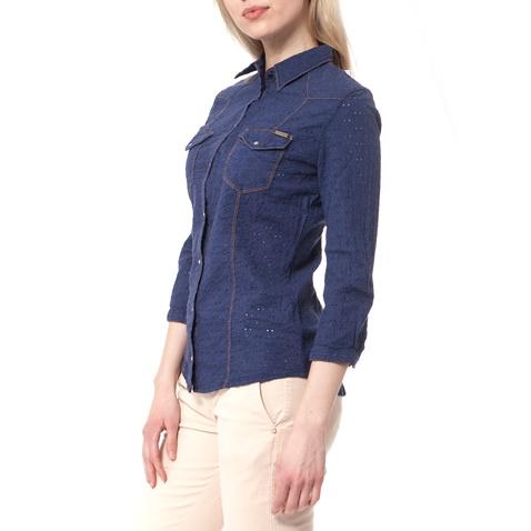 2b5e7b964ad6 Γυναικείο πουκάμισο Guess μπλε (1445337.0-13j4)
