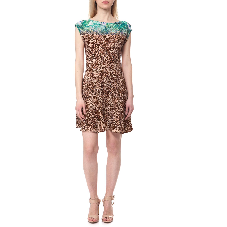 GUESS - Γυναικείο φόρεμα Guess εμπριμέ 43582637516