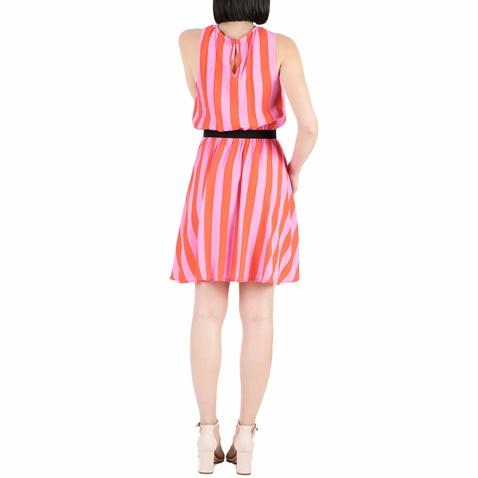 GUESS-Μίνι φόρεμα GUESS HENNIE με ριγέ μοτίβο