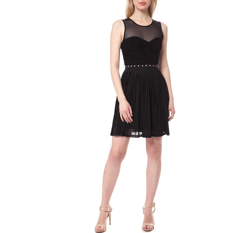 GUESS - Γυναικείο φόρεμα Guess μαύρο 60b9c5b98e7