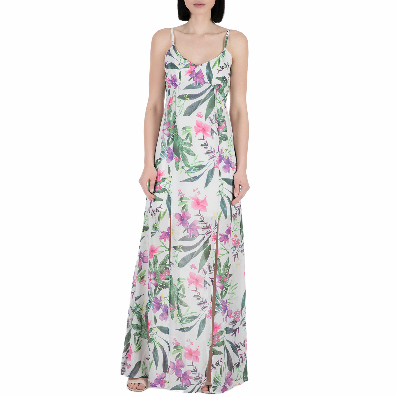 GUESS - Γυναικείο maxi φόρεμα Guess ANTOINETTE φλοράλ 5ef81fc97fb