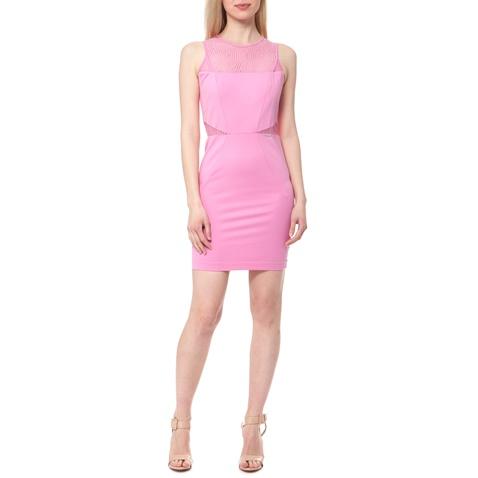 Γυναικείο φόρεμα Guess ροζ (1445386.0-00p7)  b29ee2fa36a