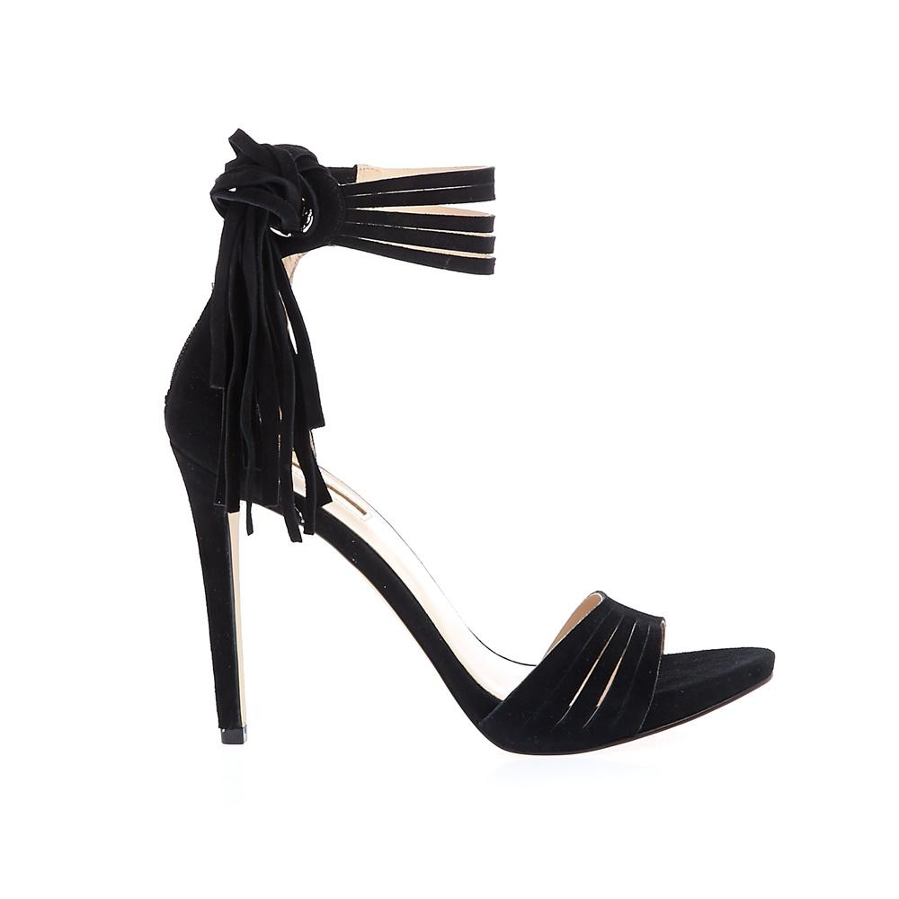 GUESS - Γυναικεία πέδιλα Guess μαύρα ⋆ EliteShoes.gr db0549412e7