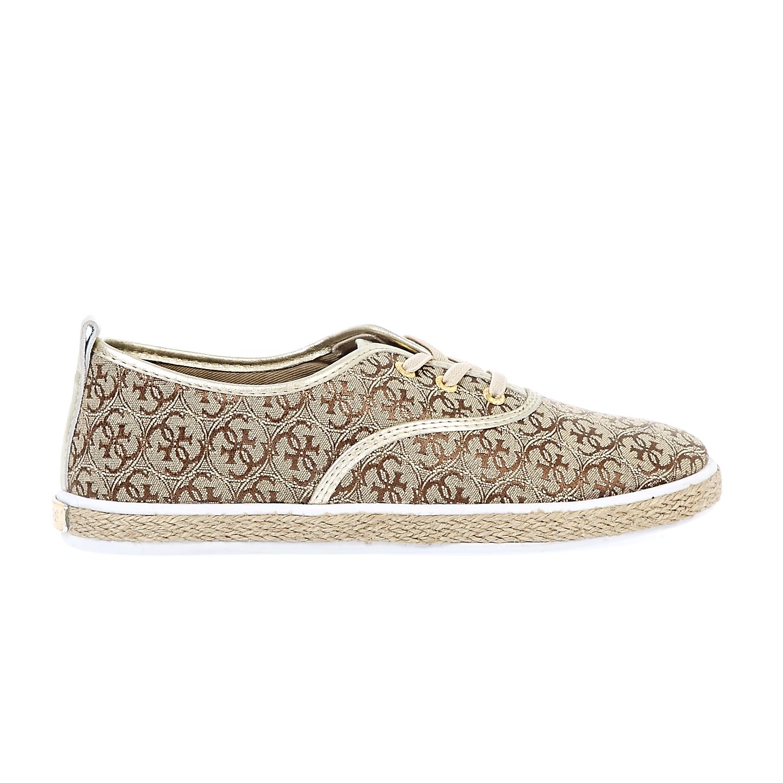 GUESS - Γυναικεία παπούτσια Guess μπεζ b8292ecae07
