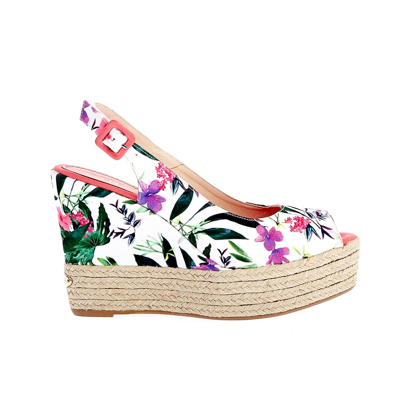 GUESS - Γυναικείες πλατφόρμες Guess λευκές ⋆ EliteShoes.gr 8bb33f1b2fb