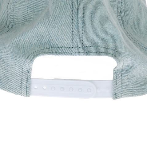 CALVIN KLEIN JEANS-Καπέλο τζόκεϋ Calvin Klein Jeans μπλε